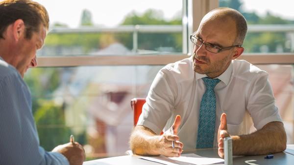 Andreas Mangold, Schaeffler-Experte in Sachen Windkraft