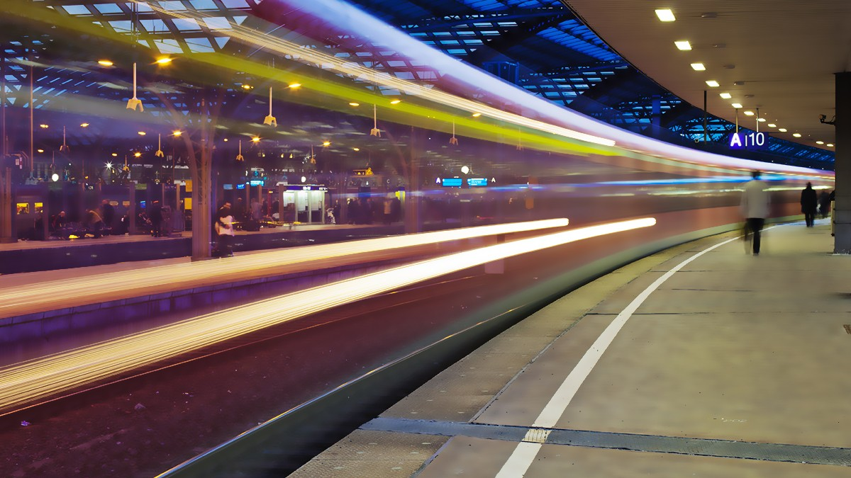 Staying on Track – Innovative Digital Solution for the Rail Industry