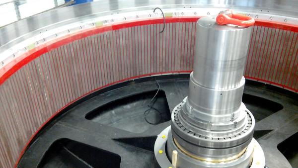 Sabella verwendet Standardlager von Schaeffler, um die Komponenten kostenbewusst auszulegen.
