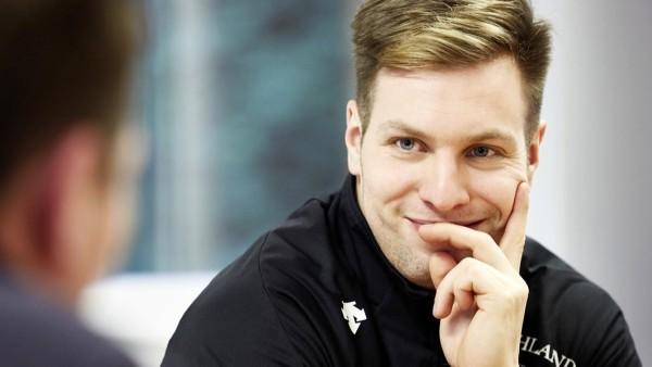 Seine Wintersport-Karriere startete Nico Walther zeitgleich mit seiner Einschulung. So war er schon als Sechsjähriger im Eiskanal unterwegs.