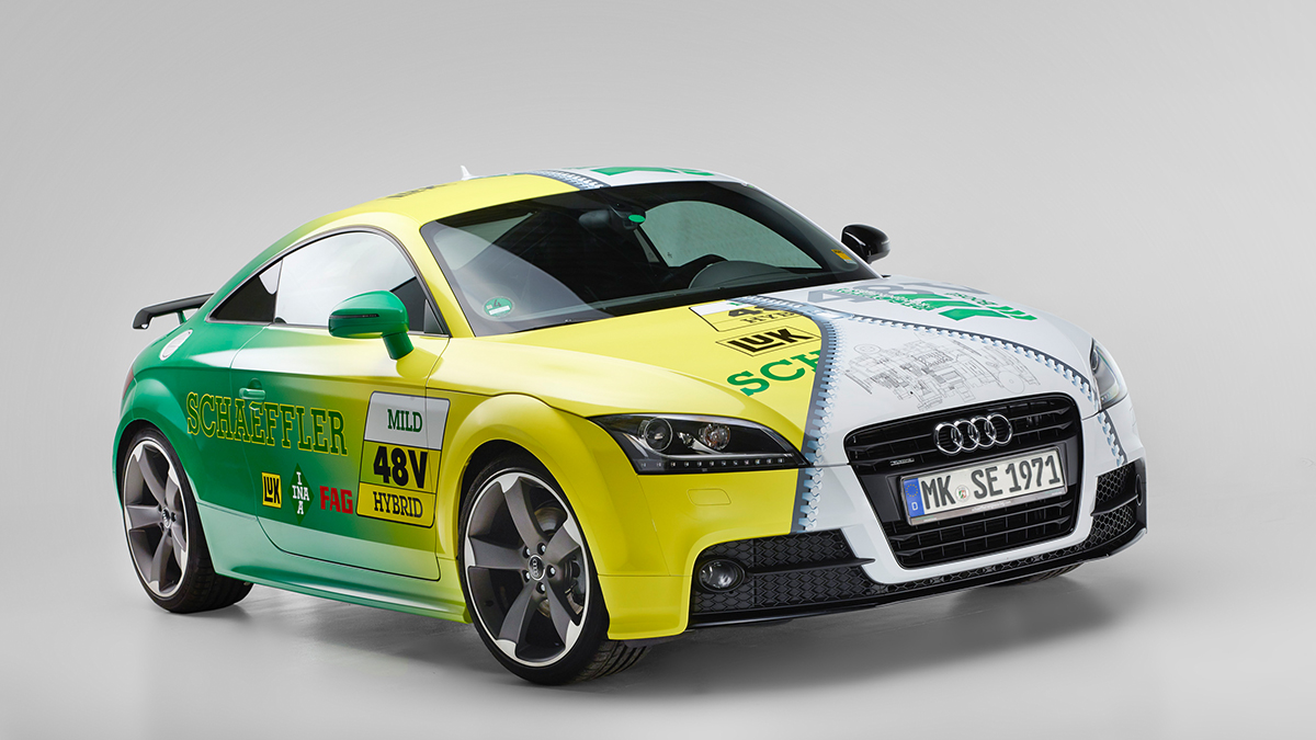 48 Volt Hybrid Technology in Road Tests