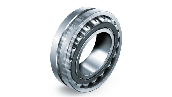 2002: FAG launches the E1 spherical roller bearing