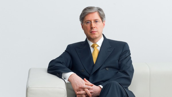 Georg F. W. Schaeffler, Chairman of the Supervisory Board of Schaeffler AG and Shareholder of INA-Holding Schaeffler GmbH & Co. KG