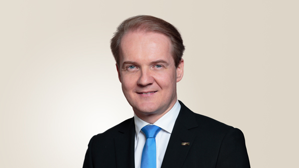 Andreas Schick, Chief Operating Officer Schaeffler AG