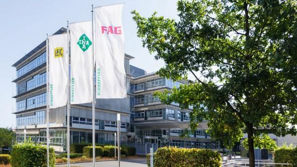 Unternehmenszentrale in Herzogenaurach