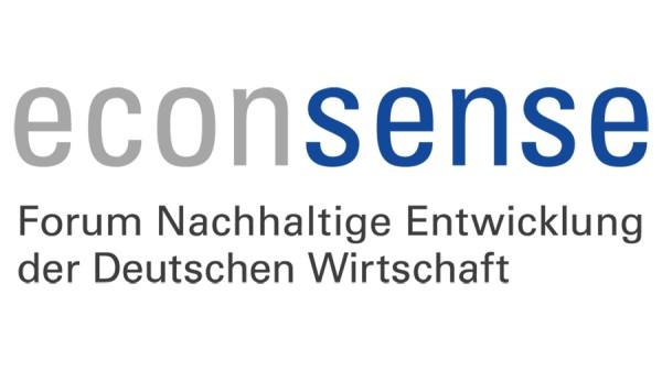 econsense - Forum für Nachhaltige Entwicklung der Deutschen Wirtschaft e.V. (Forum for Sustainable German Economic Development)