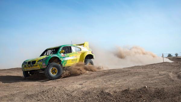 Wüsten-Rallyes
