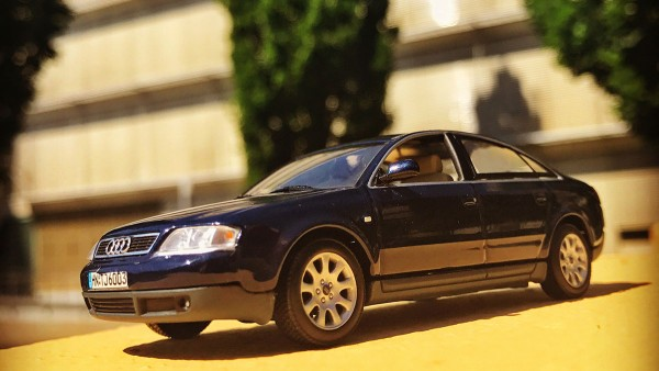 Audi A6, from 1999