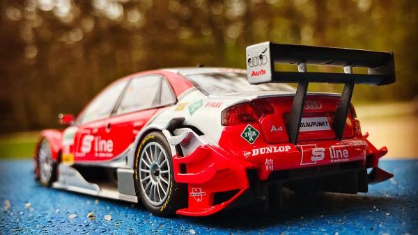 Audi A4 DTM, 2007