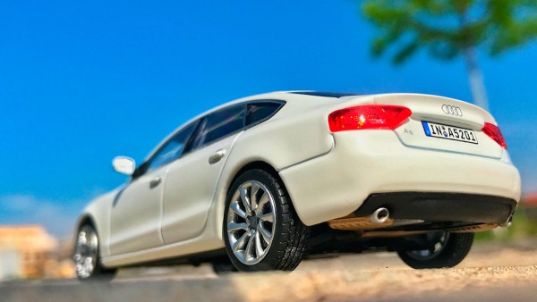 Audi A5 Sportback, from 2007