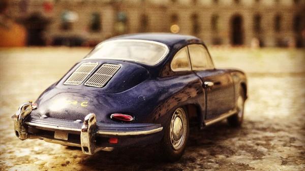 Porsche 356, from 1948