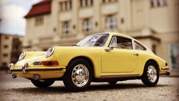 Porsche 911, from 1963