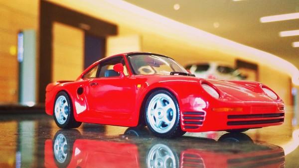 Porsche 959, 1986