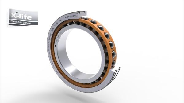 Robuste Spindelantriebe mit innovativem Wälzlagerwerkstoff Vacrodur