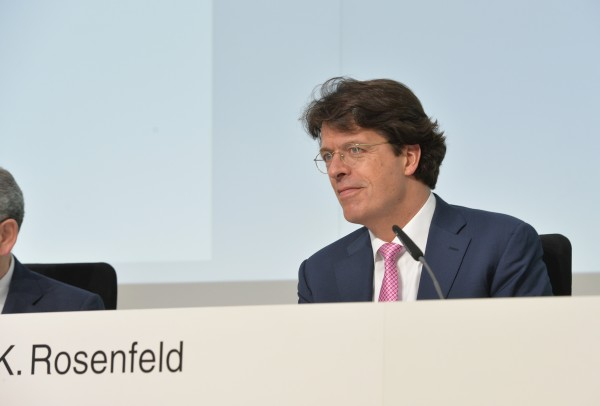 Schaeffler Financial Statement Press Conference 2018