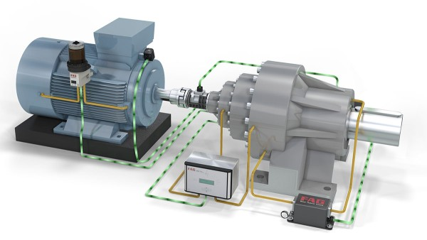 The Drive Train 4.0 concept developed by Schaeffler is a basic concept for the digitalization and monitoring of motor-gearbox applications.