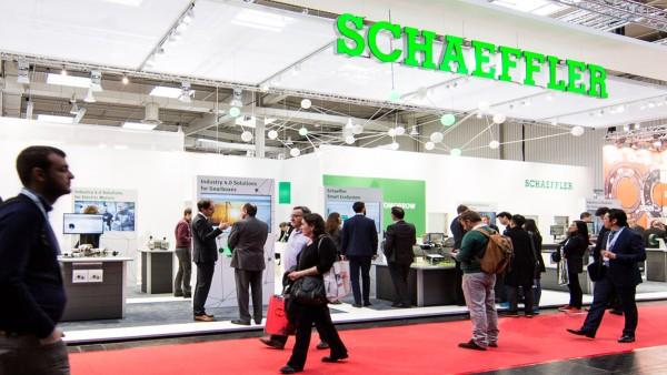 Schaeffler at the Hannover Messe 2018