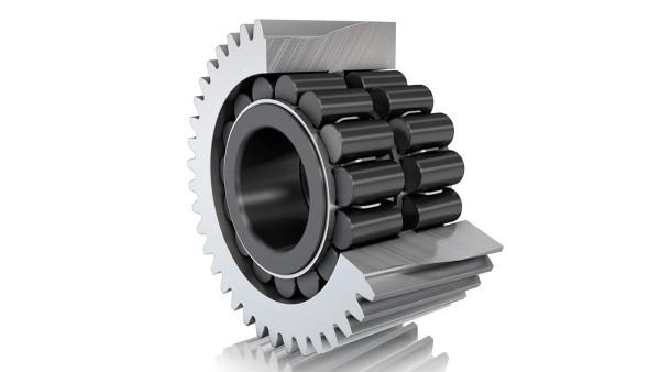FAG high capacity cylindrical roller bearing