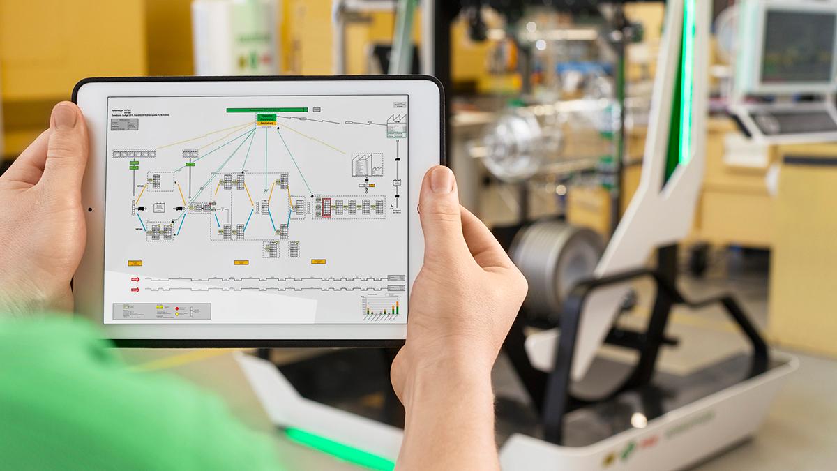 """Mehrwert durch Digitalisierung –  Innovationsprojekt """"Werkzeugmaschine 4.0"""""""