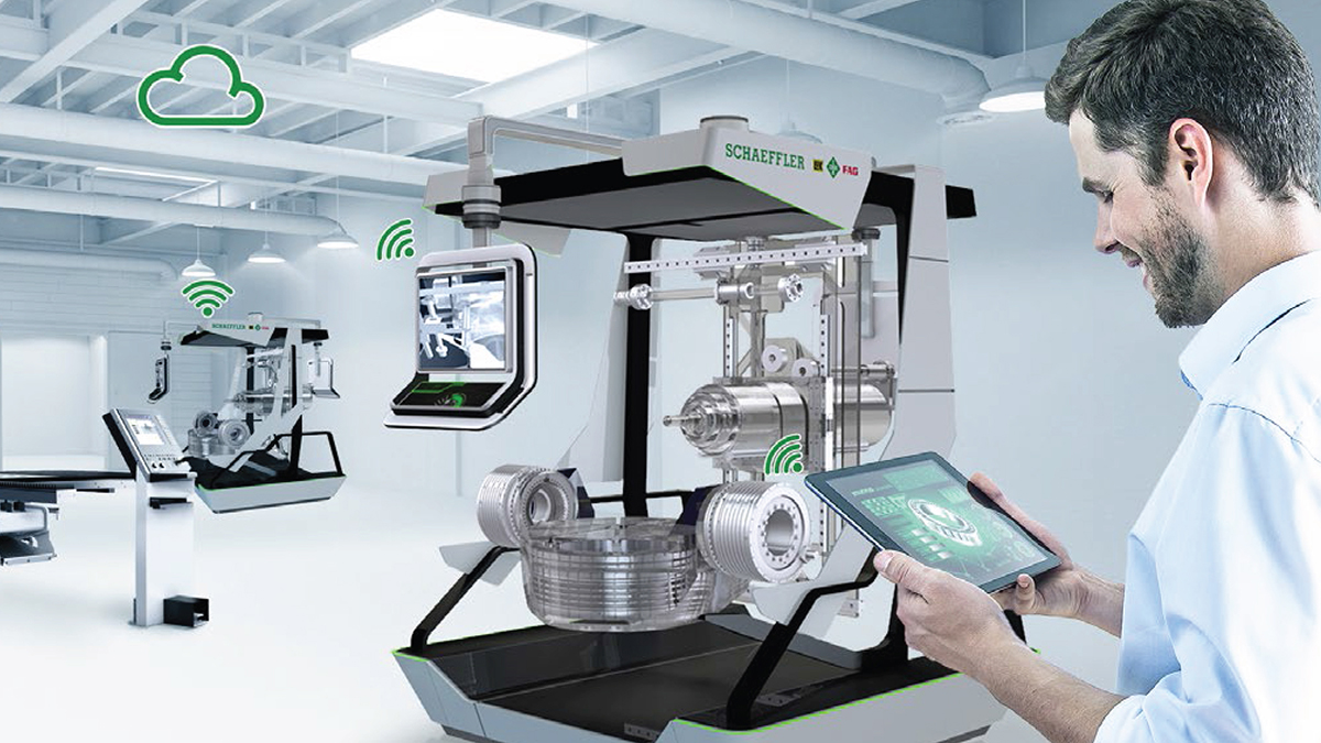 """""""Werkzeugmaschine 4.0"""" ist Finalist beim Innovationspreis der deutschen Wirtschaft"""