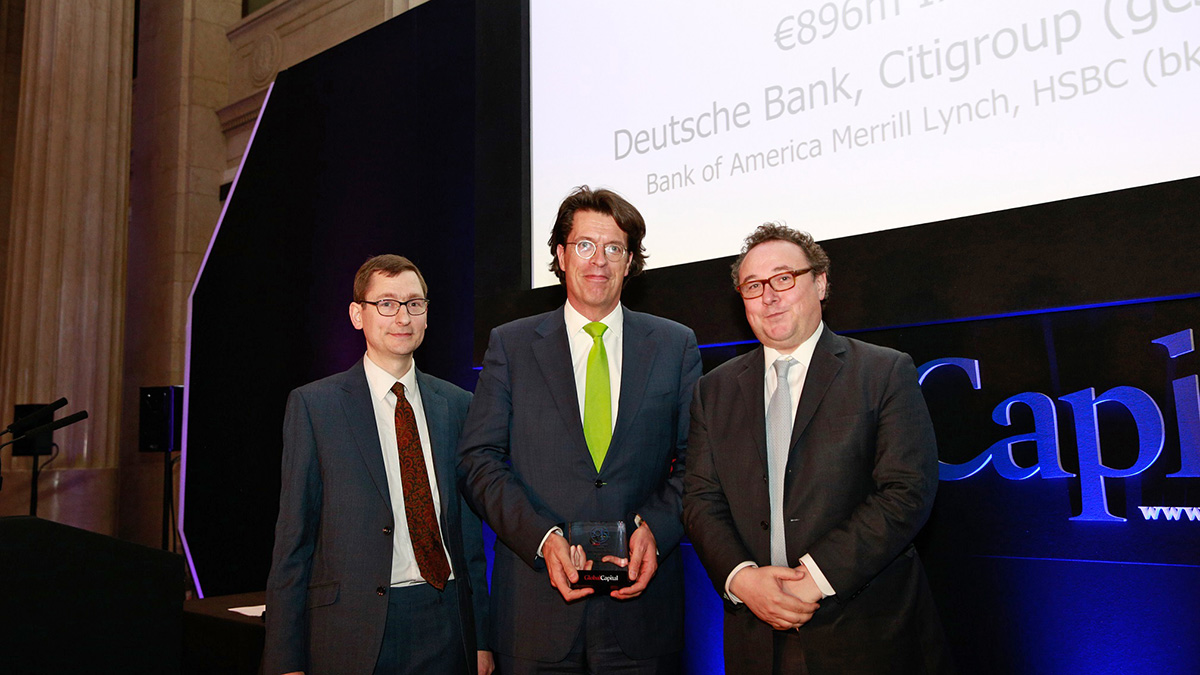 Schaeffler AG receives Innovation Award for its IPO