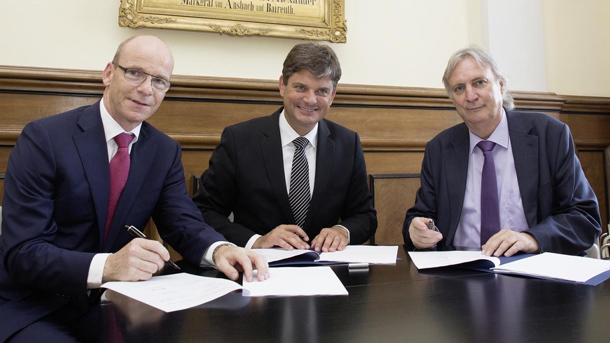 Collaboration between Schaeffler and the University of Erlangen-Nuremberg