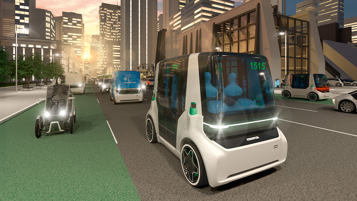 Schaeffler zeigt Weltneuheiten – Technologien zur Mobilität für morgen