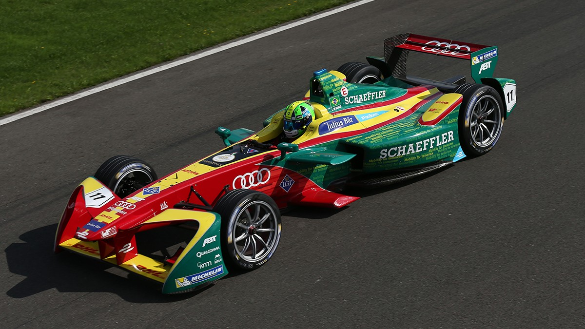 Willkommen in der Zukunft des Motorsports
