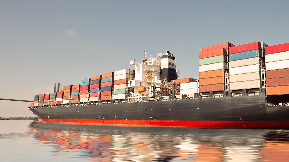 Schleusen auf für den Welthandel