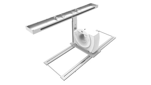 Mechatronische Linearsystemlösung von Schaeffler für Siemens Computertomographen auf Schienen